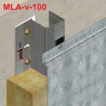 Sisteme fixare Eurofox MLA-v-100