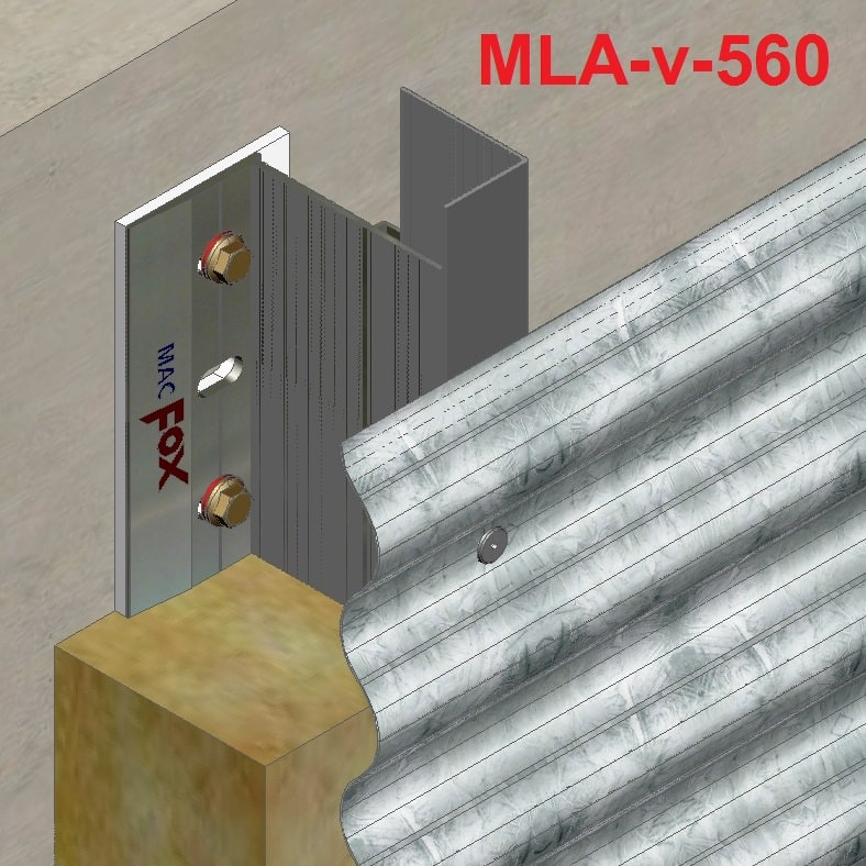 Sisteme fixare Eurofox MLA-v-560