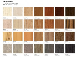Trespa Wood Decors