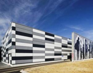 Shopping-Center, Baunatal